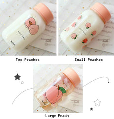 Peach Water Bottles