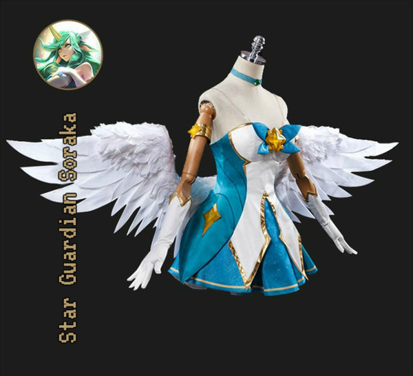 Star Guardian Soraka Cosplay (PREORDER)
