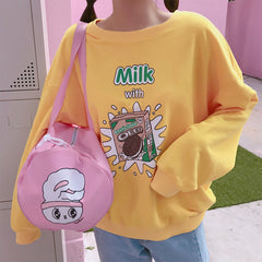 Milk with Cookies Sweater