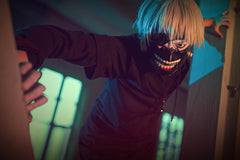 Kaneki Ken Cosplay (Full Set)