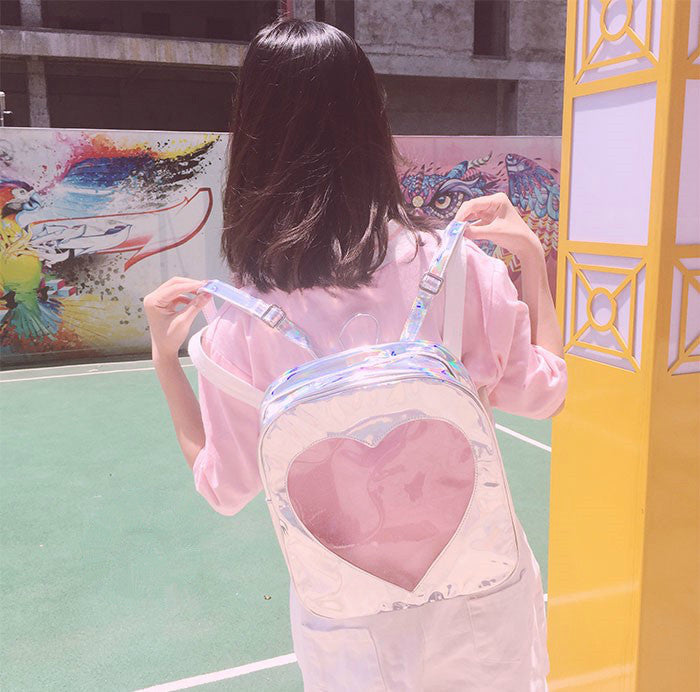 Holographic Ita Backpack
