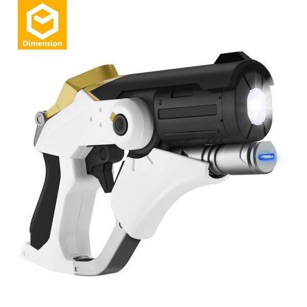 Overwatch Mercy Portable Charging Gun with AR Support