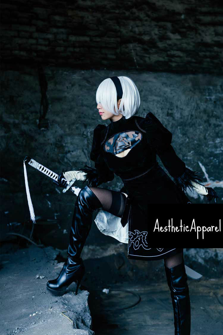 Nier: Automata Cosplay (2B and 9S)