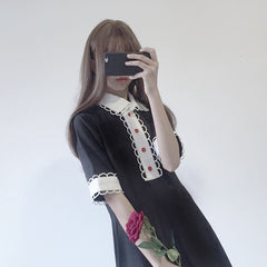 Polo Lace Dress