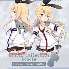 Kantai Collection Hoodie