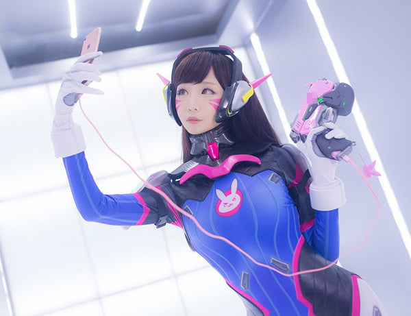 D.Va Portable Charger Gun