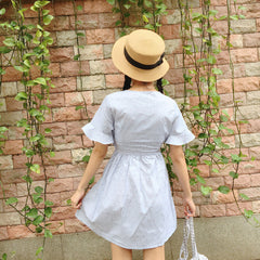 Summer Bow Dress