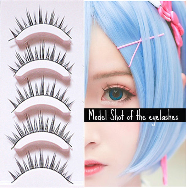 Cosplay False Eyelashes