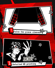 Persona 5 Joker False Two Piece Shirt