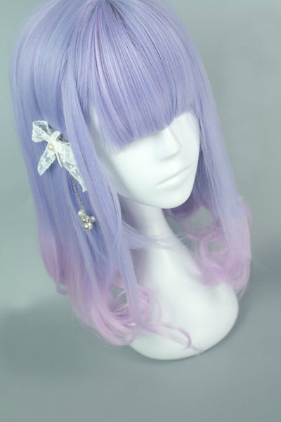 Lolita Purple Gradient Wig