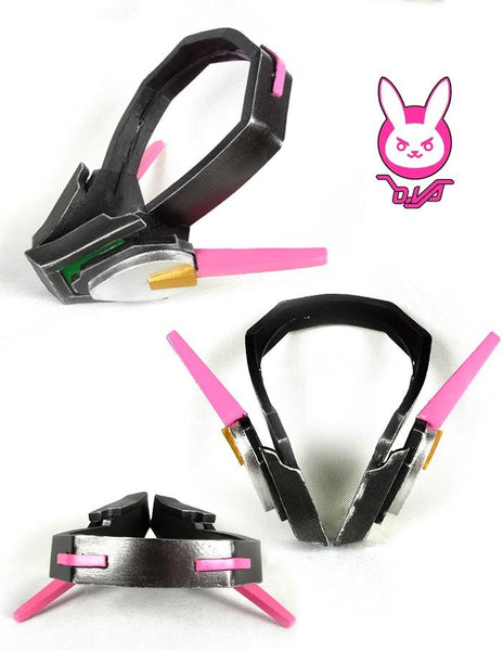 D.Va Headset Cosplay Prop
