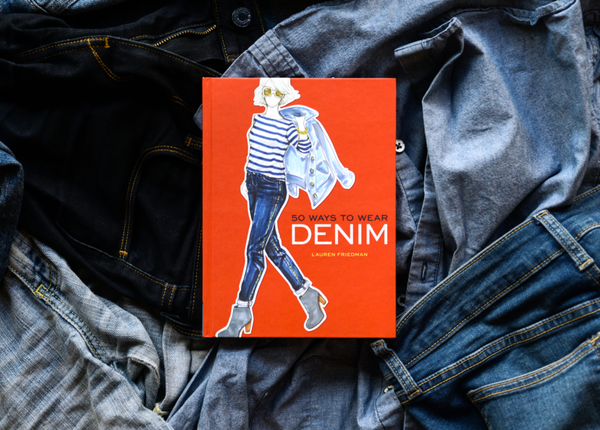 50 Ways to Wear Denim