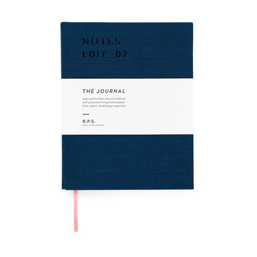 DC Journal - Petrol (blank)