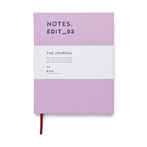 DC Journal - Lavender (blank)