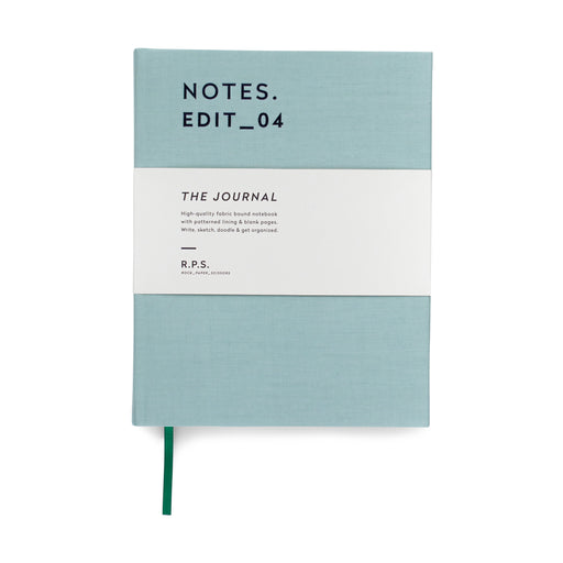 DC Journal - Mint (blank)