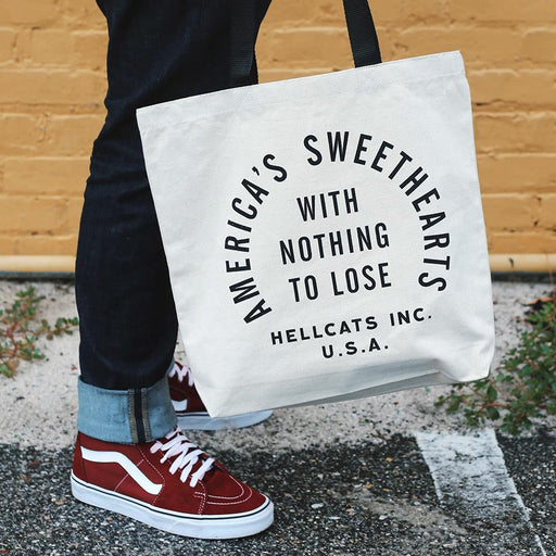 America's Sweethearts Tote Bag