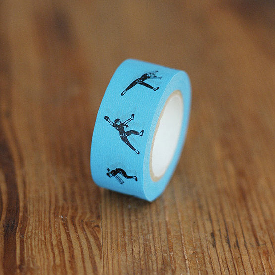 Cartwheel Washi Tape