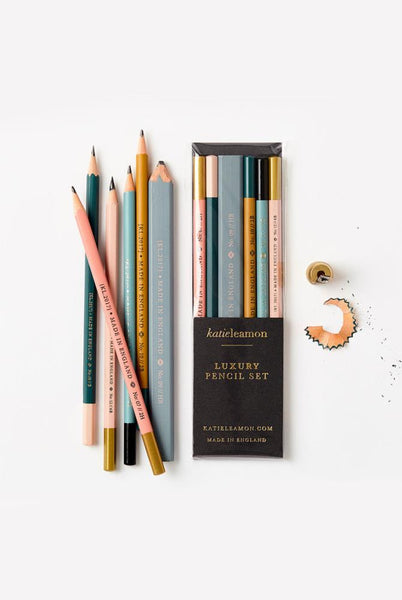 Graphite Pencils Vol II - Pack of 6 Assorted