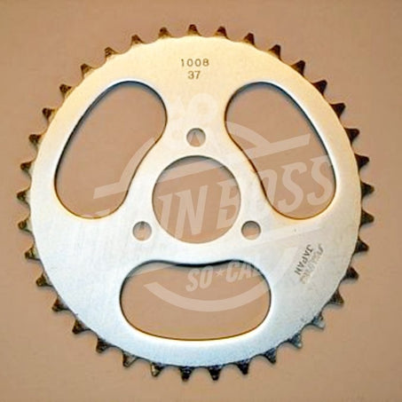 Sunstar 420 Rear Sprocket Steel 37 Teeth Natural 2-100837