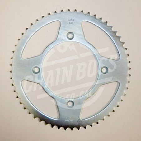 Sunstar 420 Rear Sprocket Steel 56 Teeth Natural 2-145656