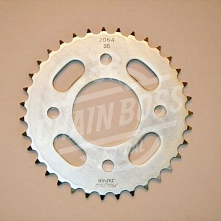 Sunstar 428 Rear Sprocket Steel 35 Teeth Natural 2-206435