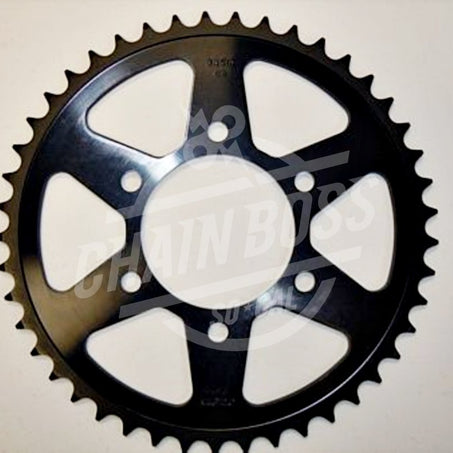 03-18 KAWASAKI ZX636: Sunstar Steel Rear Sprocket (520 / 45T)