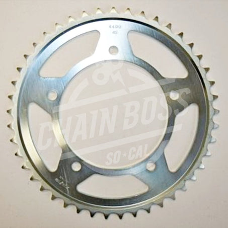 01-09 SUZUKI GSXR600: Sunstar Steel Rear Sprocket (525 / 47T)
