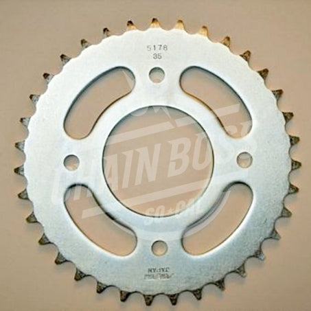 Sunstar 530 Rear Sprocket Steel 35 Teeth Natural 2-517835