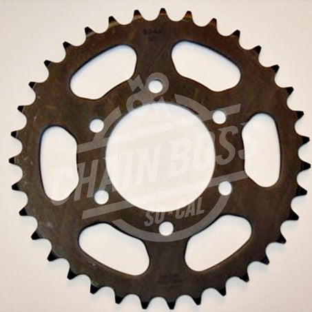 Sunstar 630 Rear Sprocket Steel 33 Teeth Natural 2-634433