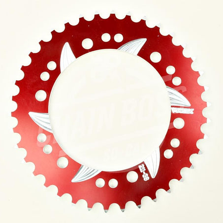 Vortex 520 Rear Sprocket CAT5 Aluminum 37 Teeth Red 211ZR-37