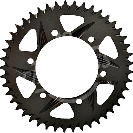 Vortex 520 Rear Sprocket F5 Hardcoat Aluminum 41 Teeth Black 435K-41