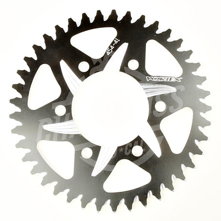 Vortex 525 Rear Sprocket CAT5 Aluminum 41 Teeth Black 454ZK-41