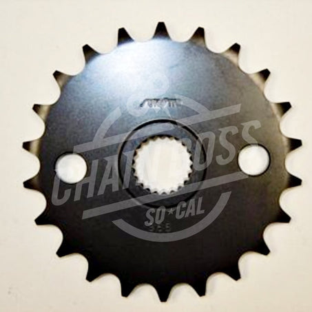 Sunstar 525 Front Sprocket Steel 22 Teeth Natural 36622