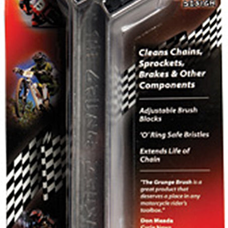 Grunge Brush Aluminum Chain Cleaning Brush - chainboss