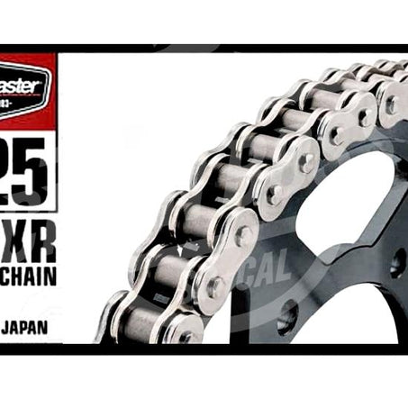 Bike Master 525 x 110 Links BMXR Series Xring Sealed Natural Drive Chain