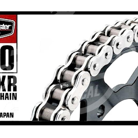 Bike Master 530 x 150 Links BMXR Series Xring Sealed Natural Drive Chain