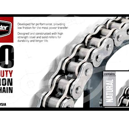 Bike Master 530 x 130 Links HD Standard Series  Non Oring Natural Drive Chain