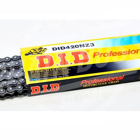 DID 420 x 120 Links NZ3 Series  Non Oring Natural Drive Chain