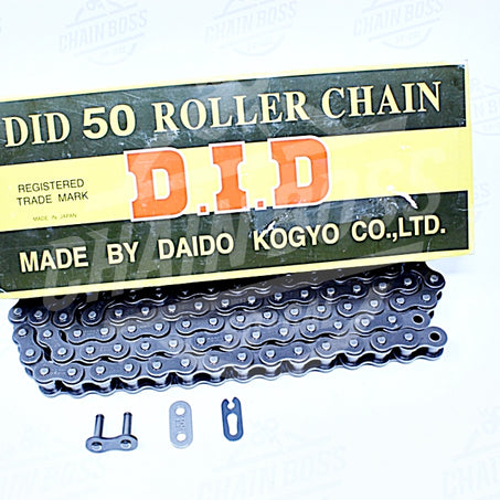 DID 530 x 74 Links Standard Series  Non Oring Natural Drive Chain - chainboss