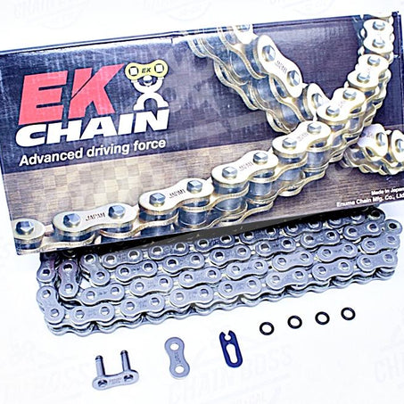 EK Chains 520 x 78 Links SRO6 Series Oring Sealed Natural Drive Chain