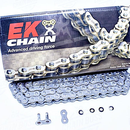 EK Chains 525 x 124 Links SRX2 Series Xring Sealed Natural Drive Chain