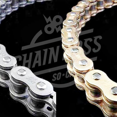EK Chains 525 x 124 Links SRX2 Series Xring Sealed Gold Drive Chain