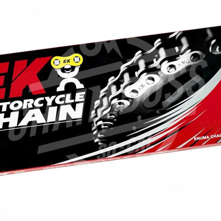 EK Chains 630 x 96 Links Standard Series  Non Oring Natural Drive Chain
