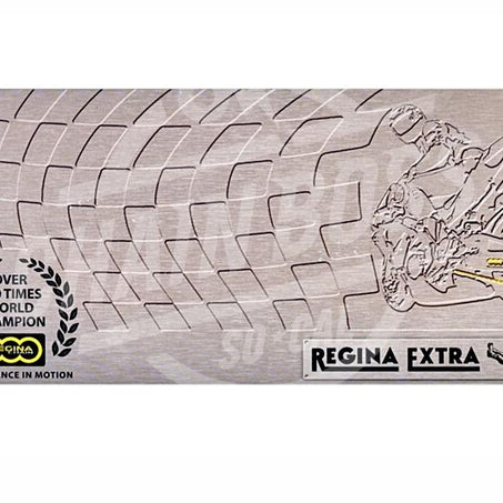 Regina 530 x 160 Links DR Drag Racing Series  Non Oring Natural Drive Chain