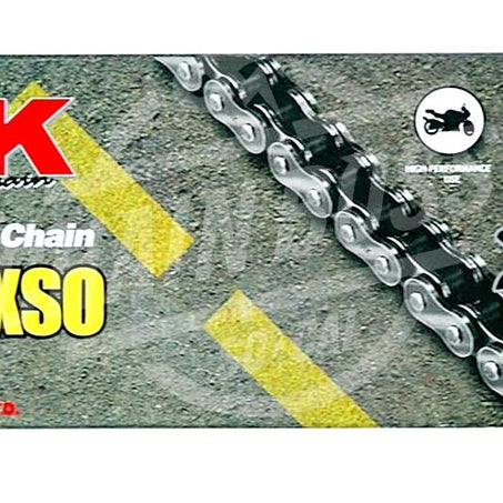 RK Chains 520 x 84 Links XSO Series Xring Sealed Natural Drive Chain