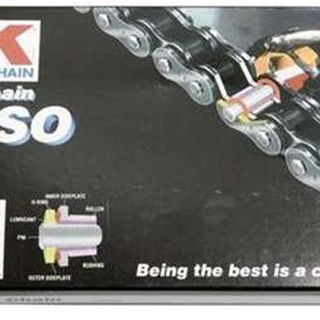 RK Chains 630x96 Links SO Series Sealed O-ring Natural Chain - chainboss