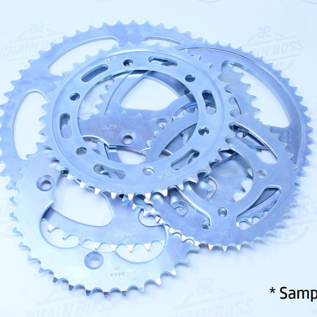 Sunstar 520 Rear Sprocket Steel 37 Teeth Natural 2-354037