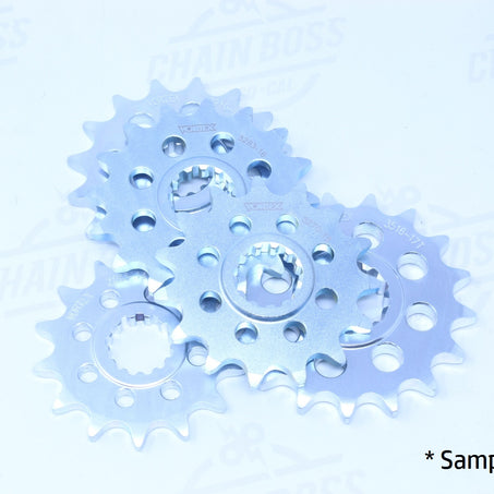 Vortex 520 Front Sprocket Steel 14 Teeth Silver 3208-14