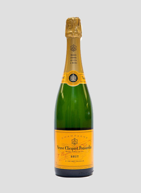 Veuve Clicquot Yellow Label Gift Box - Champagne, 750ml