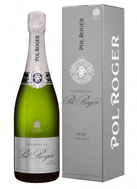 Pol Roger : Pure Extra Brut - 1 x 75cl ($99 per bottle)